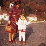 mit meiner Mami