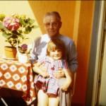 mit dem besten Opa der Welt
